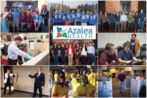 Azalea team collage