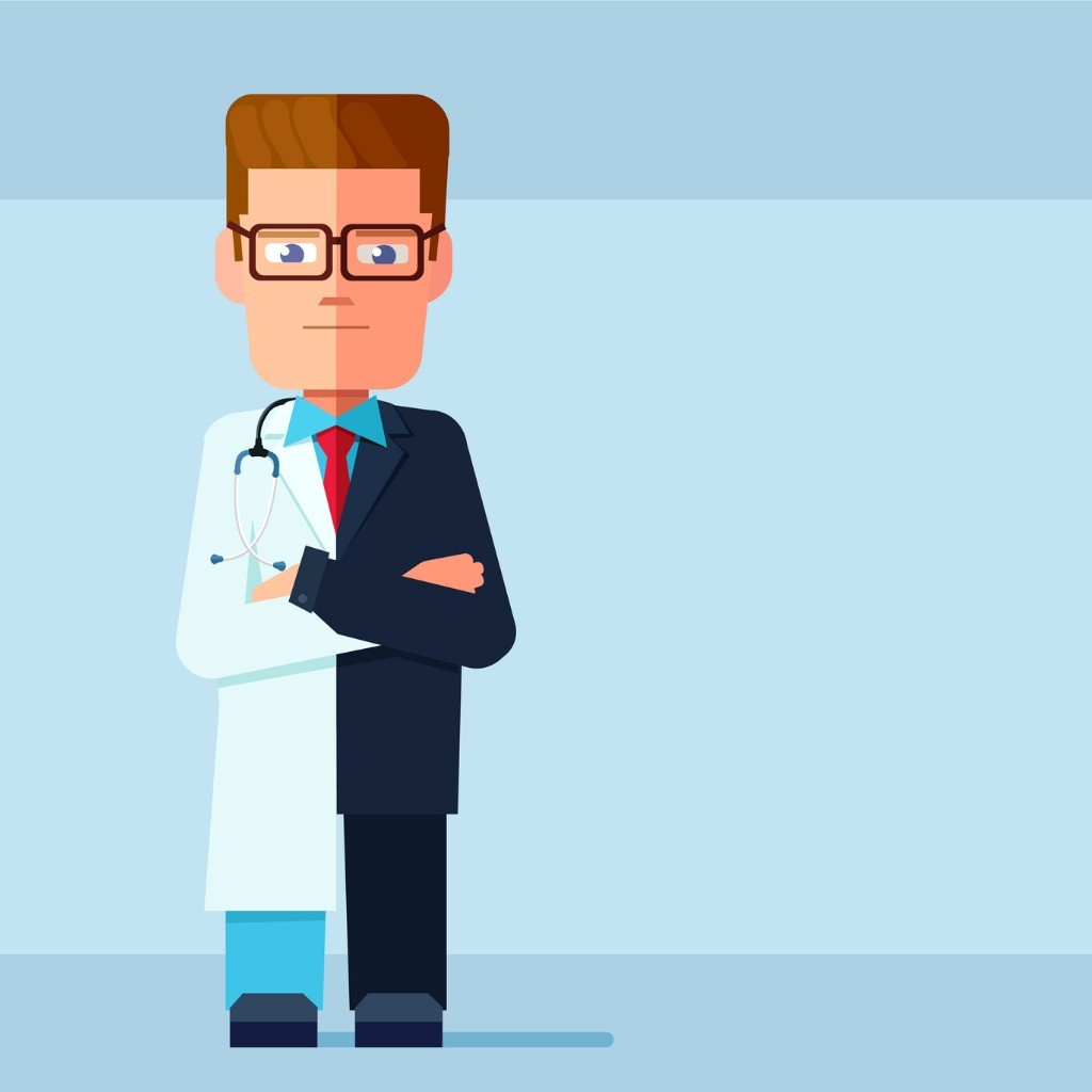 illustration-of-a-man-businessman-and-doctor-in-one-person-vector-id1031477212 (1)